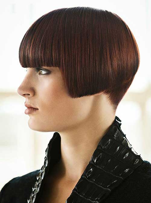 French Bob Haircut-9