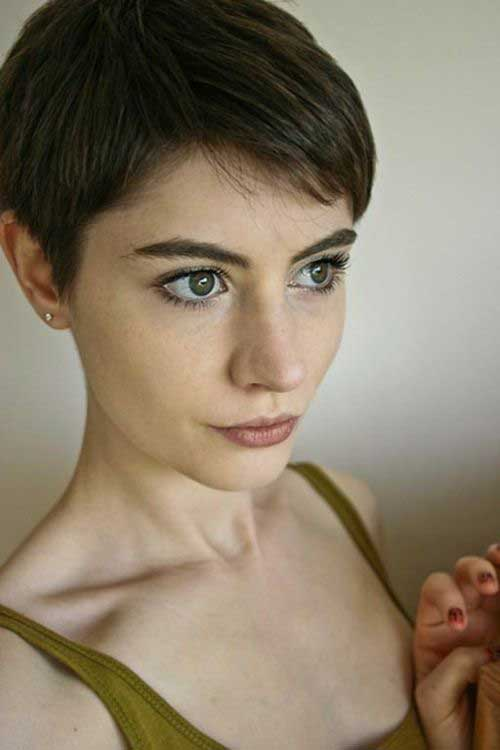 Pixie Haircuts For Fine Hair Short Hairstyles 2018