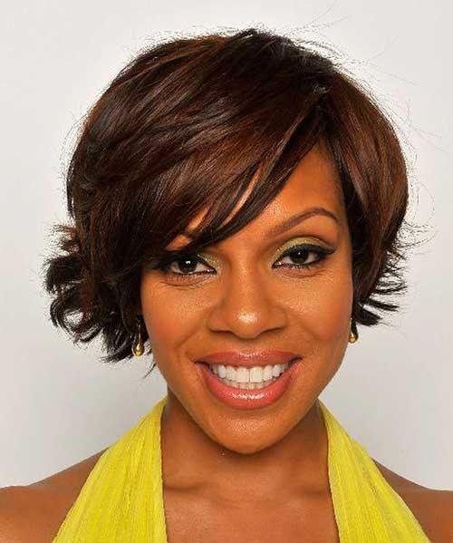 20 Stylish Short Hairstyles For Black Women 2016