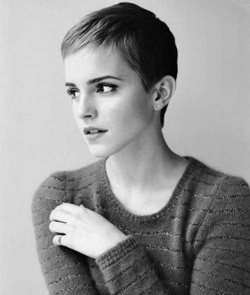 Actresses with Short Pixie Hair