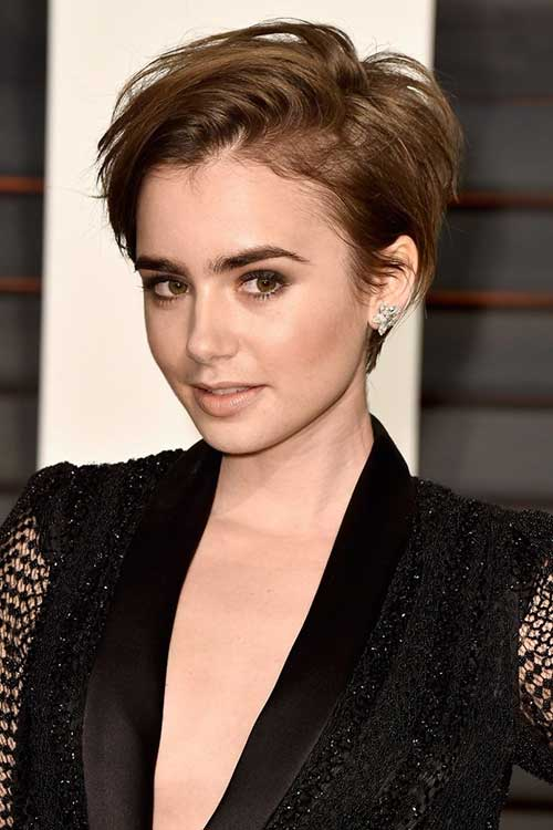 Best Haircuts for Short Pixie Hair Ideas