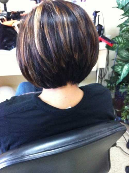 Best Highlights for Short Hair Cuts