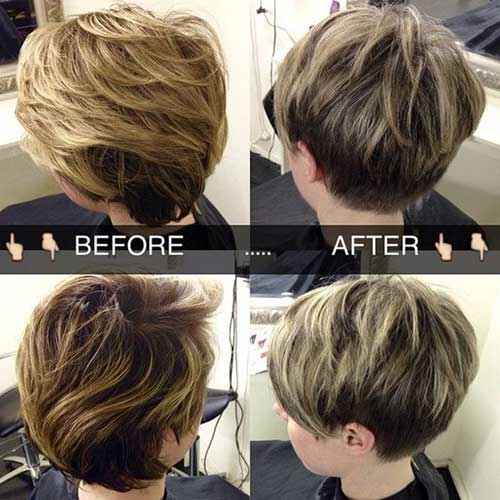 Best Layered Pixie Cuts 2014