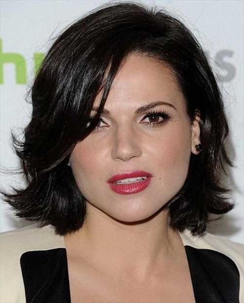 Best Layered Wavy Short Bob Haircuts 2014