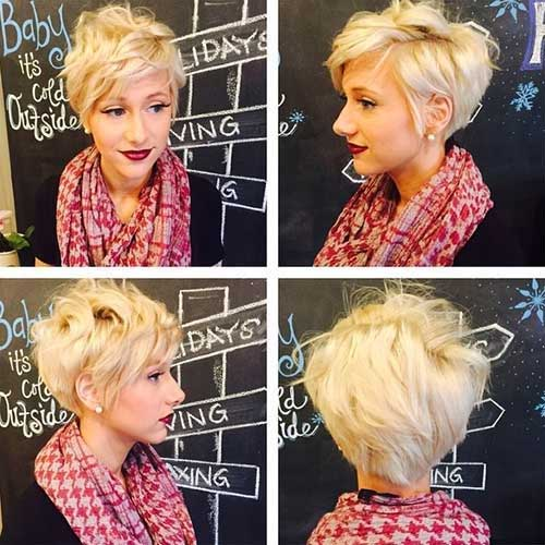 Best Pixie Cut Hair