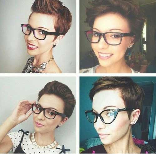 Best Short Pixie Hair Styles