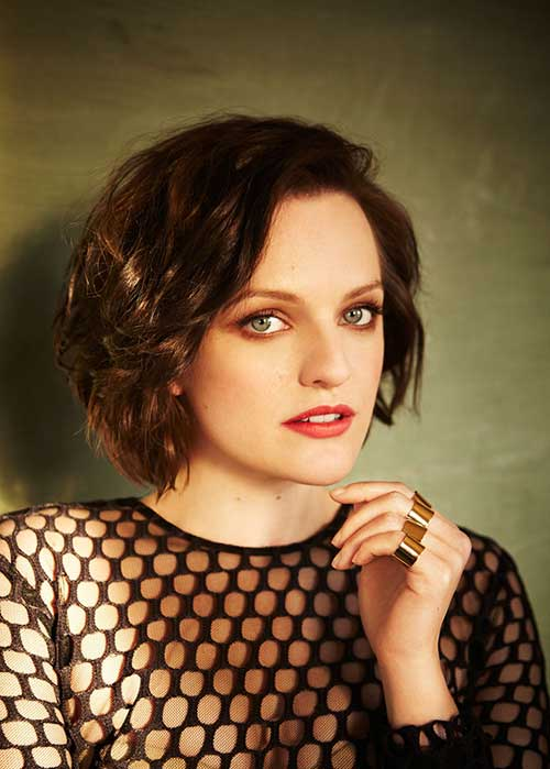 Best Wavy Short Hairstyles