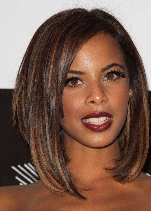 Black girl bob hairstyles 2014 2015 short hairstyles 2016 black girl with layered bob cut hairstyle urmus Image collections