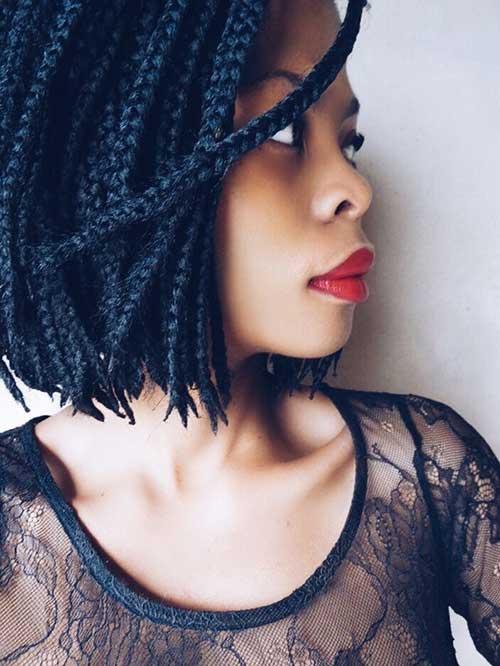 Sensational 15 Black Girl Short Bob Hairstyles Short Hairstyles 2016 2017 Hairstyles For Women Draintrainus