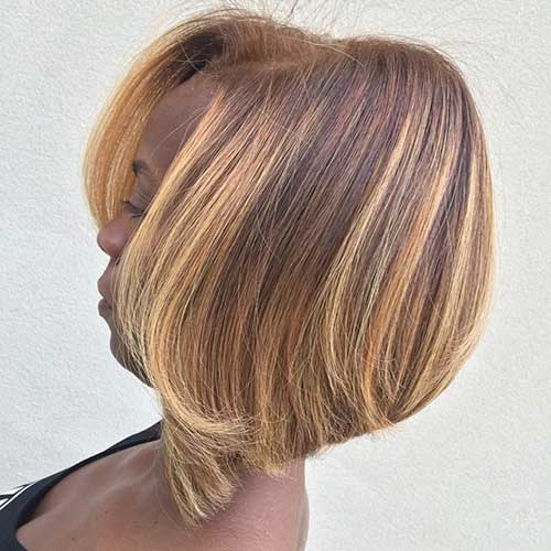 Black Girl Bob Hairstyles