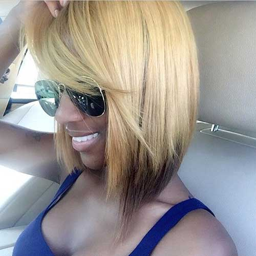 Black Girls Bobs