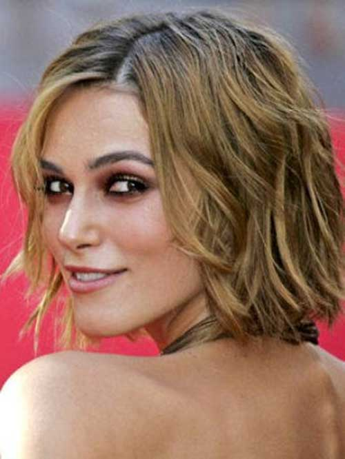 Bob Hair Cuts Keira Knightley