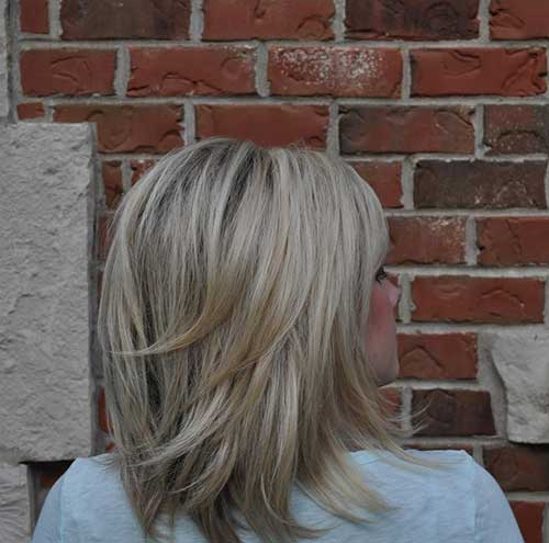 Best Bob Haircut Back View