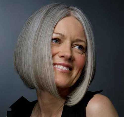 15 Bob Hairstyles For Older Ladies Short Hairstyles 2018