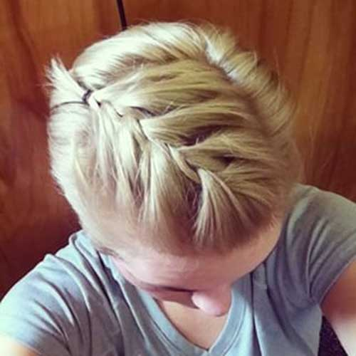 Braided Short Cute Cuts Ideas