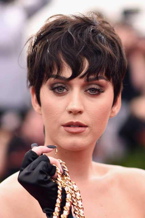 Celebrity Pixie Cut