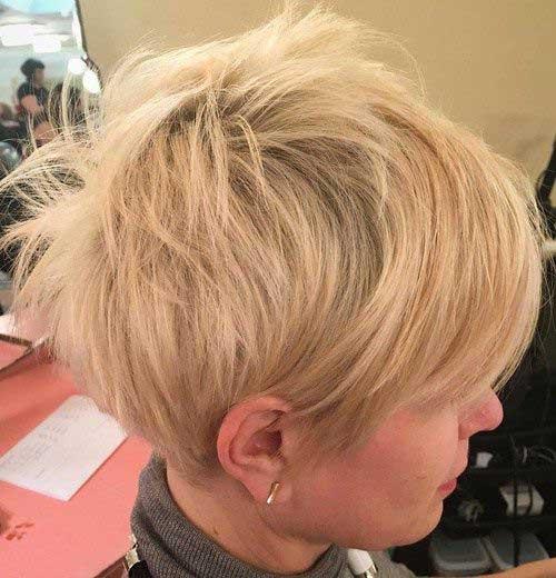 Choppy Haircuts for Short Hair