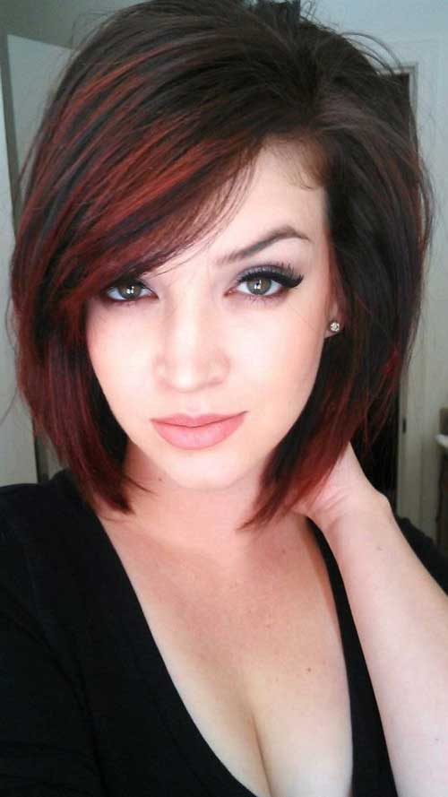 Cool Bob for Dark Hairstyles