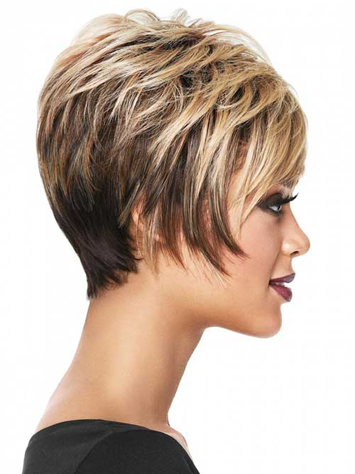 Cool Haircuts for Short Hair Women