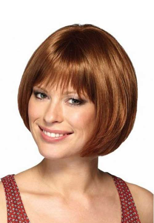 Cool Short Asian Bob Haircuts