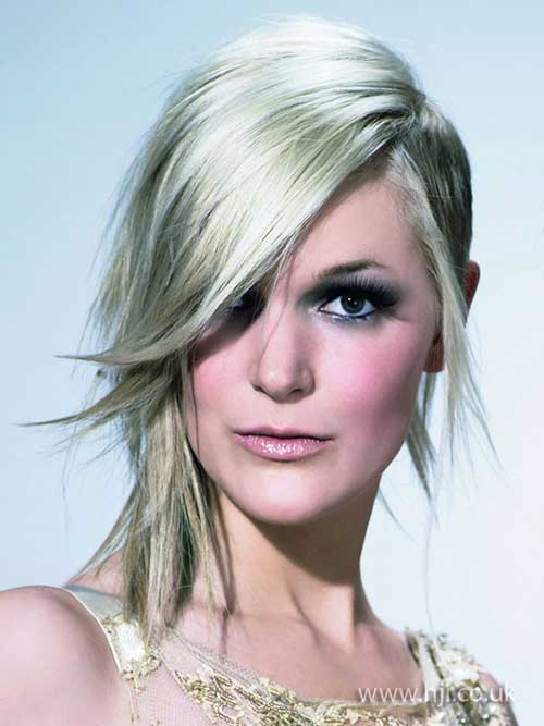 Cool Short Asymmetric Haircuts