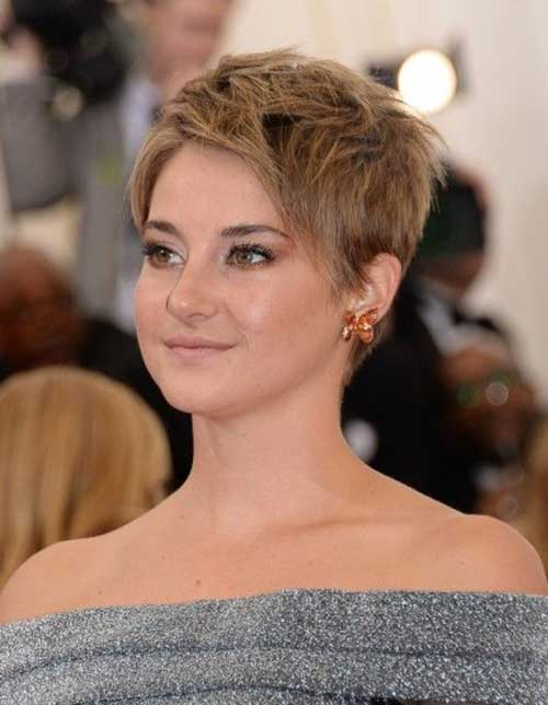 Cool Short Fine Pixie Cut Ideas