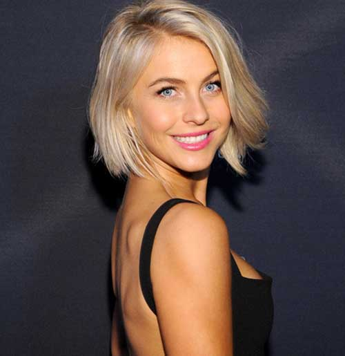 Cool Short Blonde Hair