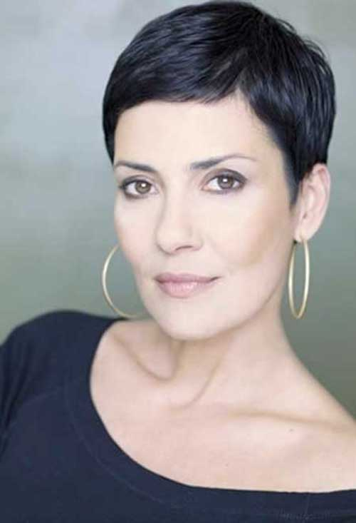 Cool Short Pixie Haircuts for Women