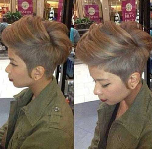 Cool Short Pixie Ash Blonde Hair Ideas