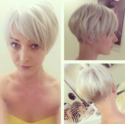 Cute Short Blonde Hair Cuts for Girls