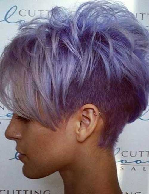short twa hairstyles : 15 Cute Short Hair Cuts For Girls Short Hairstyles 2016 - 2017 ...