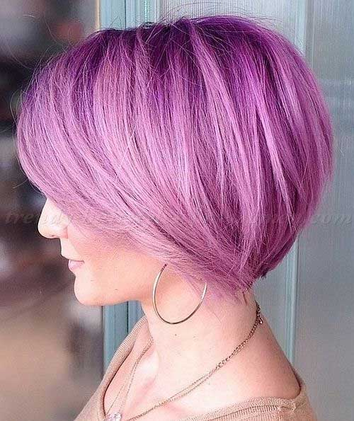 Cute Short Bob Hairstyles for Girls