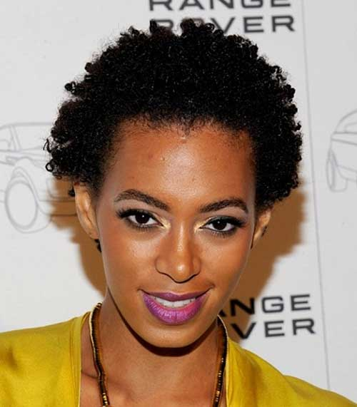Cute Short Natural Hairstyles for Women