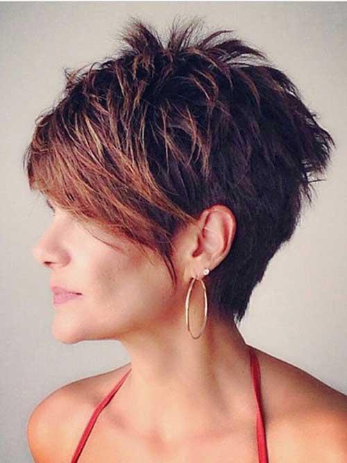 Cute Short Pixie Hair Cuts for Girls