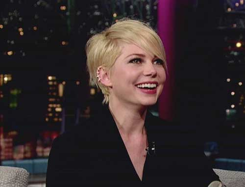 Cute Straight Pixie Style