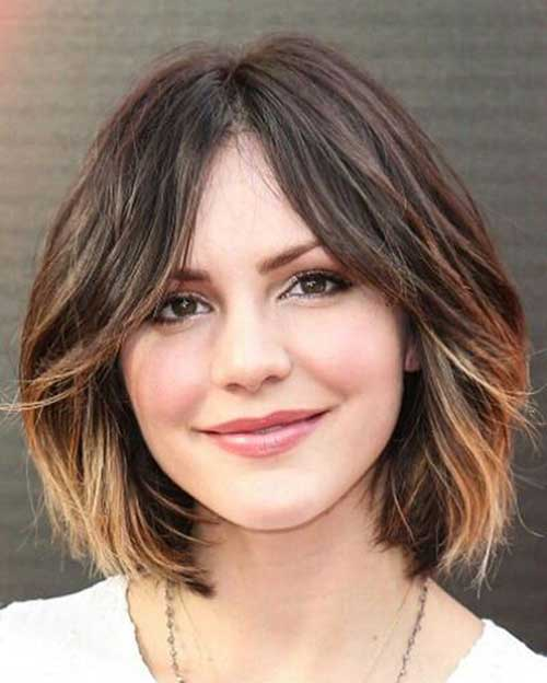 Dark Ombre Bob Hairstyles for Women