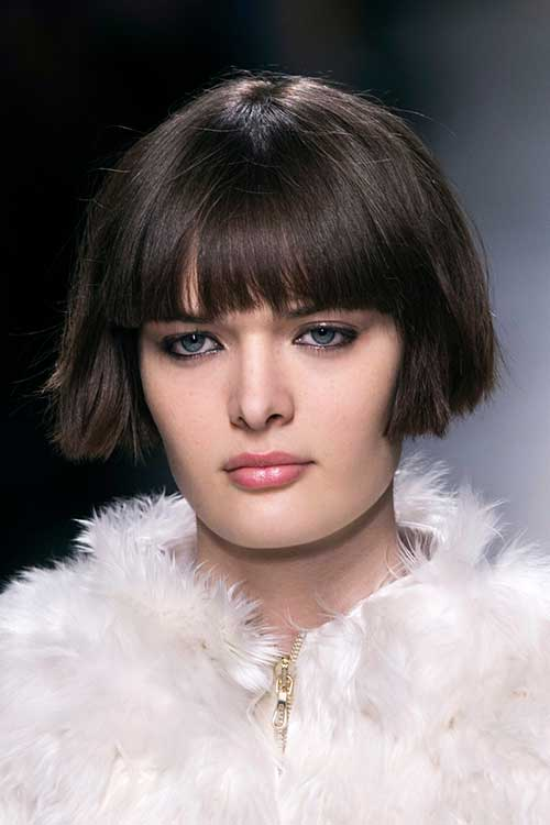 French Bob Hairstyle