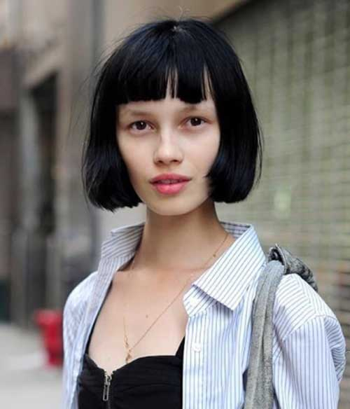 15 French Bob Haircut Short Hairstyles 2017 2018 Most Popular