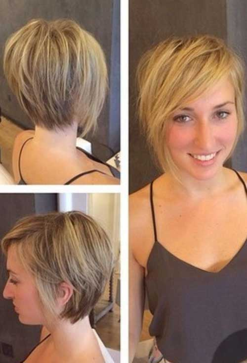Girls Bob Hair