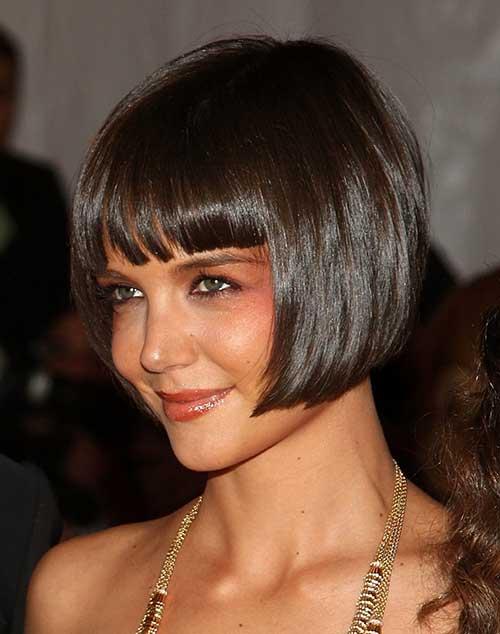 Katie Holmes, The Best Hair Cut