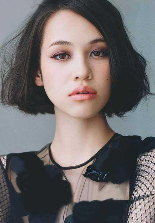 Kiko Mizuhara Short Hair