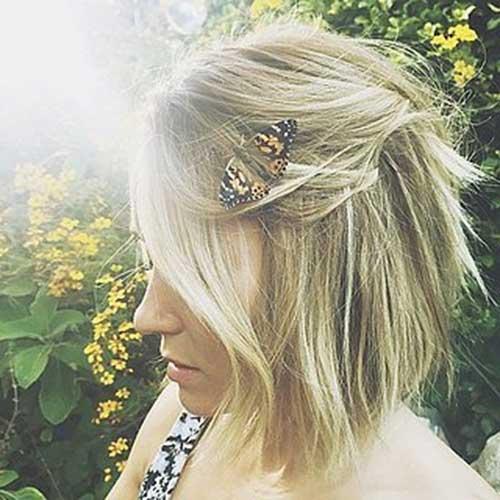 Lauren Conrad Bob Hair