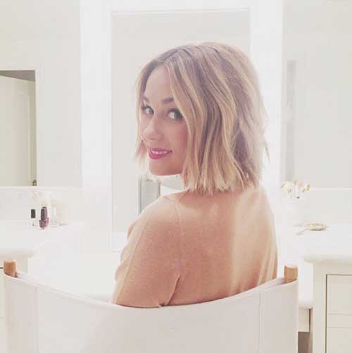 Lauren Conrad Bob Hair