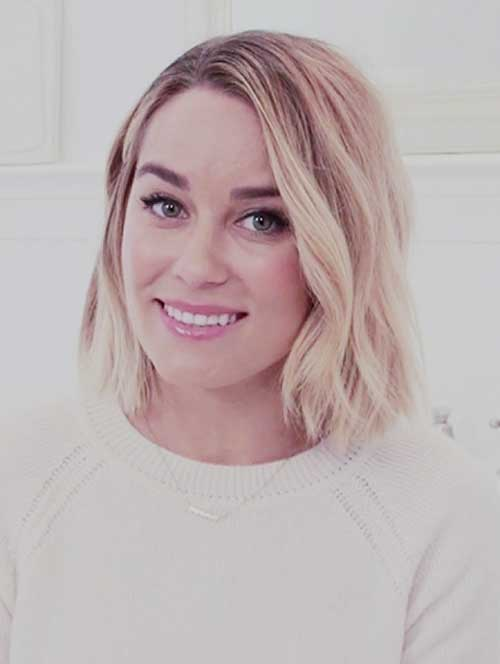 15 Best Lauren Conrad Bob Haircuts Short Hairstyles 2016