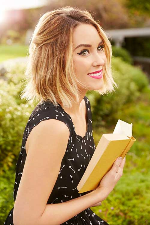 Lauren Conrad Long Bob