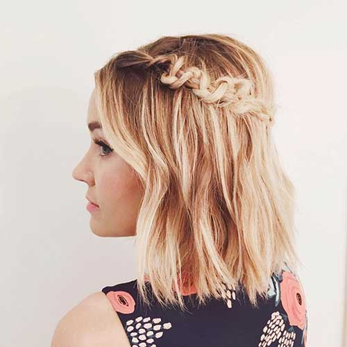Lauren Conrad Short Hairstyles