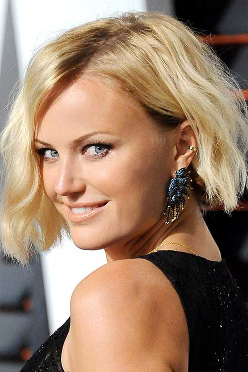 Malin Akerman Short Haircuts
