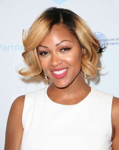 Meagan Good Best Short Hair