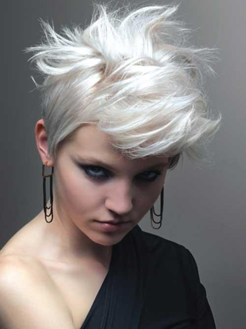 Miraculous Bleach Short Hair Blonde Short Hair Fashions Short Hairstyles For Black Women Fulllsitofus