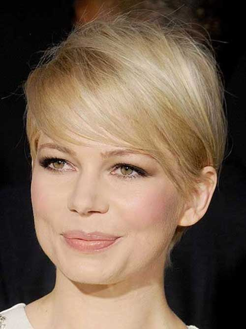 Michelle Williams Nice Pixie